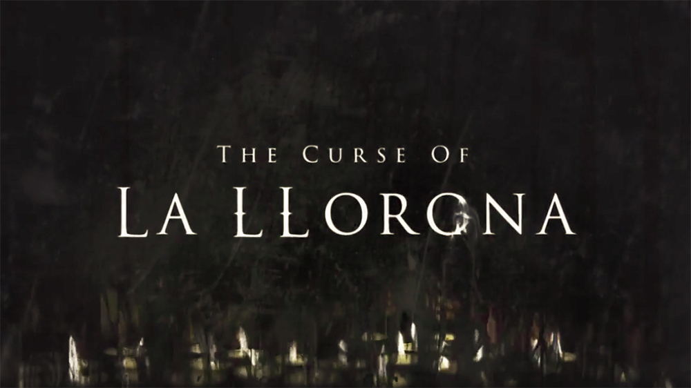 poster de la pelicula The curse of la llorona