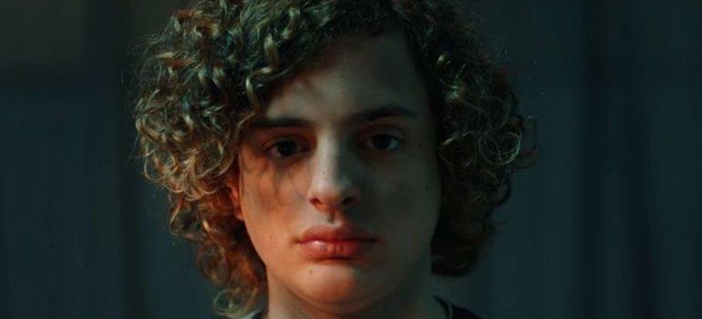 'El Ángel' es la película seleccionada para representar a Argentina en los Oscars. escena del año