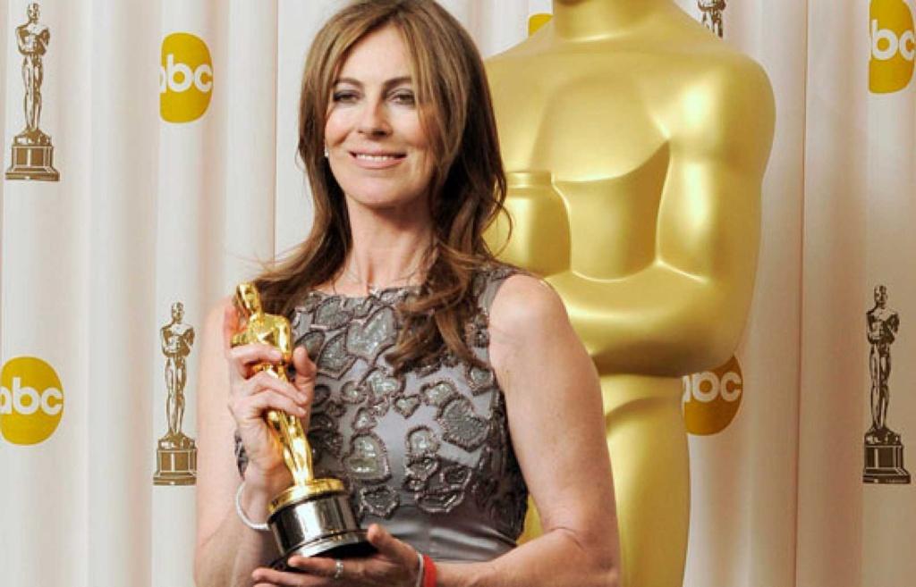 Kathryn Bigelow, única directora ganadora del Oscar.