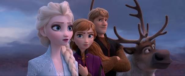 Frozen 2 vuelve con todos sus personajes