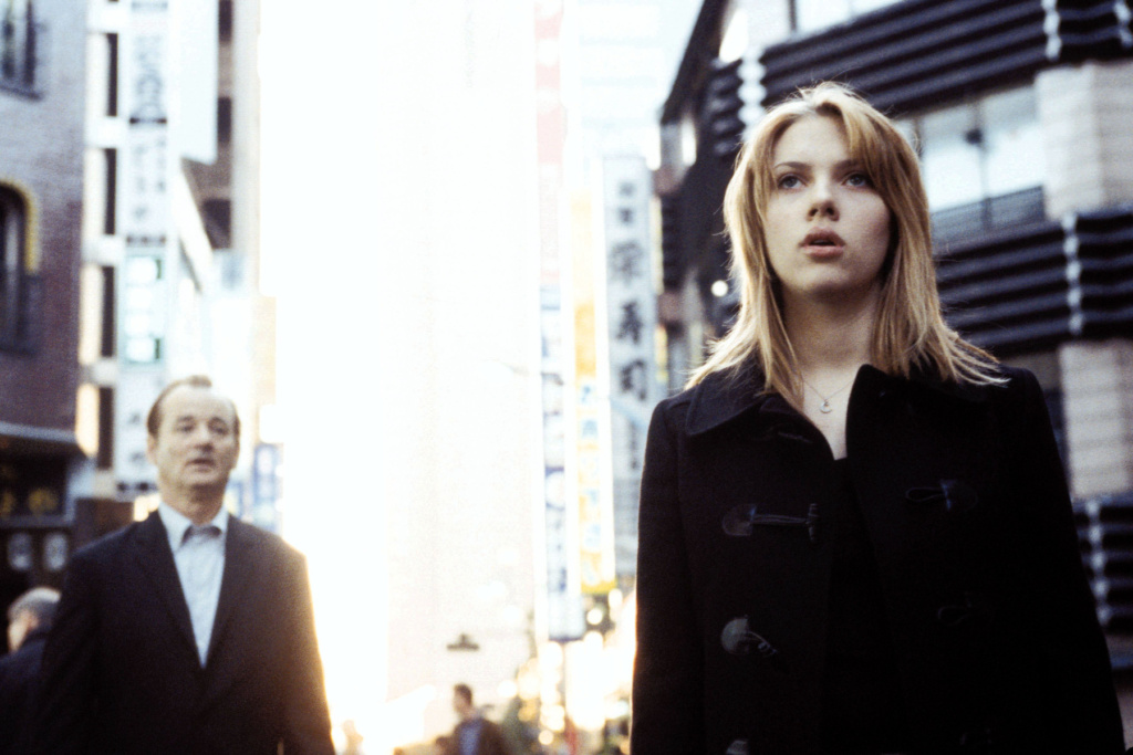 Lost In Translation / Scarlett Johansson / Bill Murray