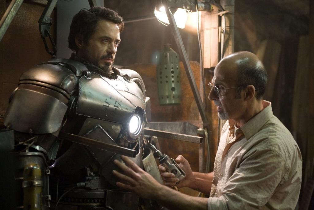 Iron Man / Robert Downey Jr. /Ho Yinsen / Shaun Toub