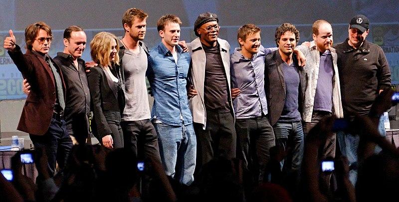 Comic-Con / Avengers / Marvel Studios
