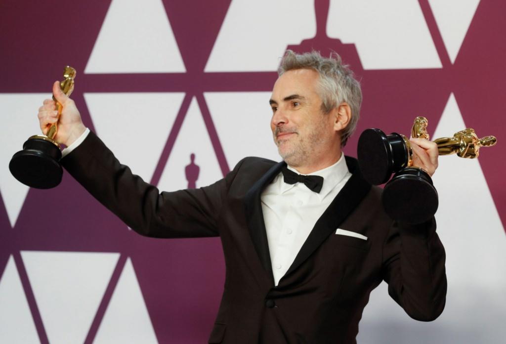 Oscars / Alfons Cuarón / Roma