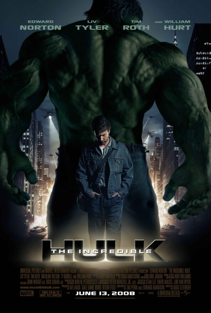 The Incredible Hulk / Hulk/ Edward Norton