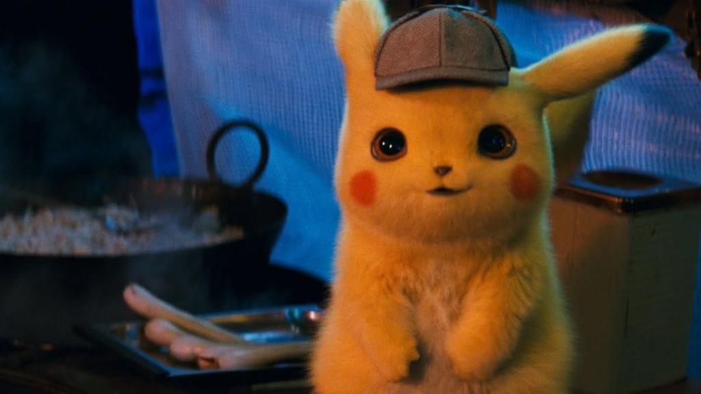 Pikachu foto del trailer