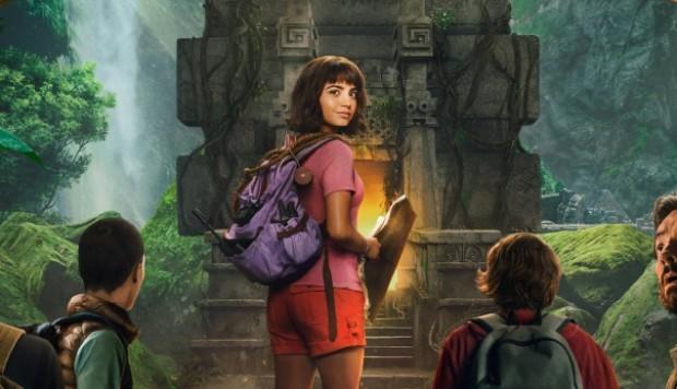 Dora La Exploradora, vistazo oficial