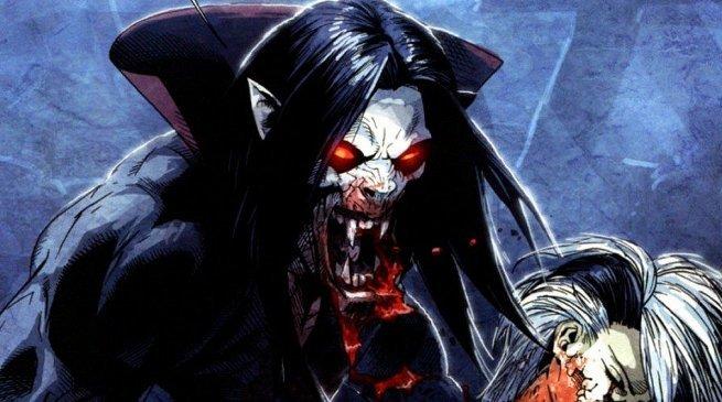 Caracterizacion de Morbius