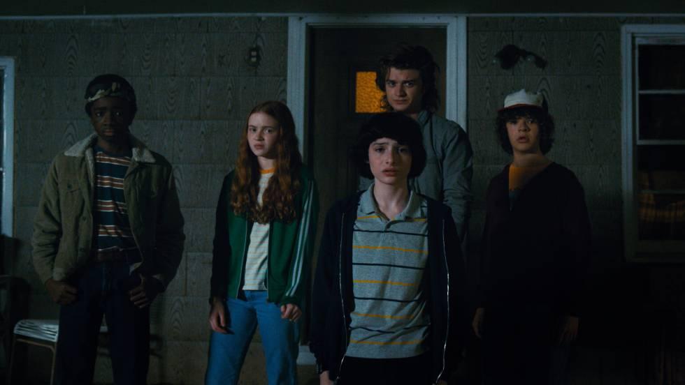 Stranger Things imagen de la 2do temporada