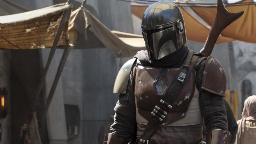 Única foto promocional de The Mandalorian / Star Wars