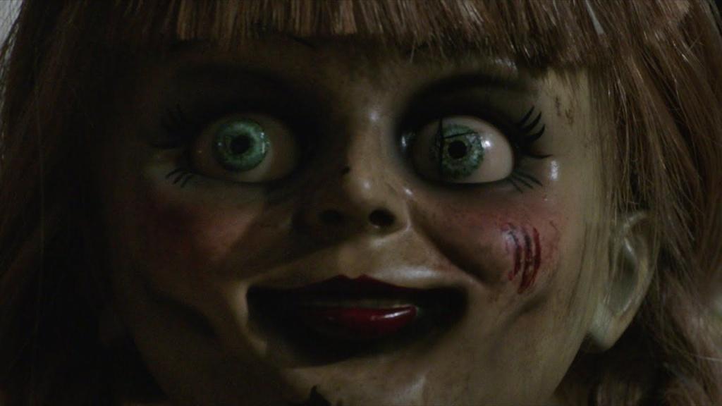 Terrorífico, no?, Annabelle vuelve este 2019.