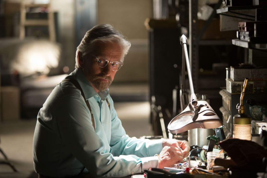Ant-Man / Marvel / Disney / Michael Douglas