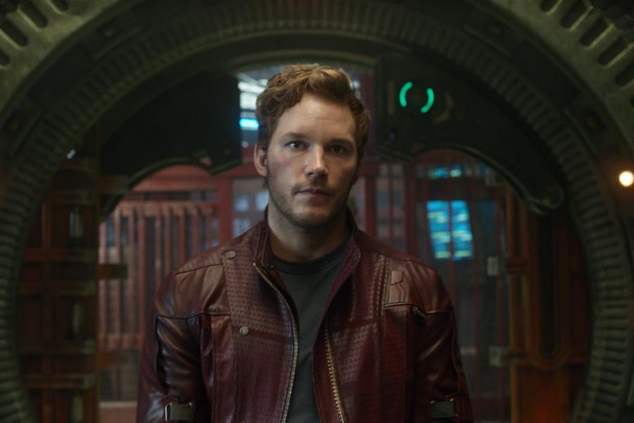 Chris Pratt fue la primera y única opción de James Gunn para interpretar a Peter Quill. Pratt tuvo entretanr para el papel, para el cual bajo 27 kilos.