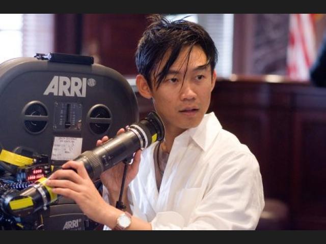 James Wan, director y productor de películas de genero thriller.