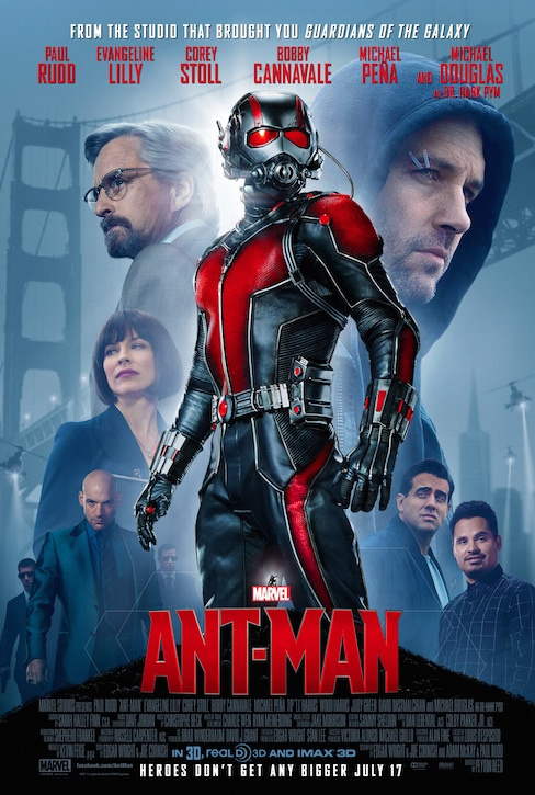 Ant-Man / Marvel / Disney