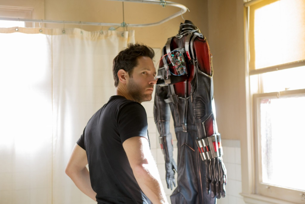 Ant-Man / Marvel / Disney / Paul Rudd