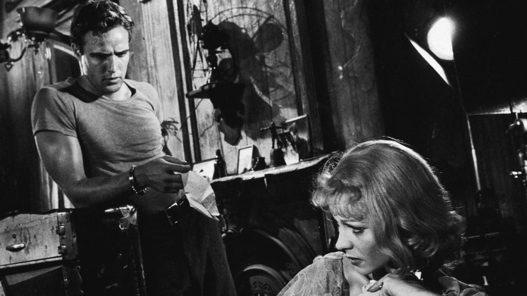 Vivien Leigh /  Marlon Brando/ A Streetcar Named Desire / Un Tranvia Llamado Deseo