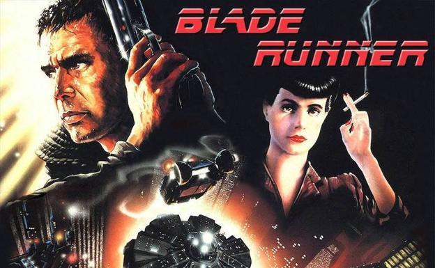 Imágen de Blade Runner.