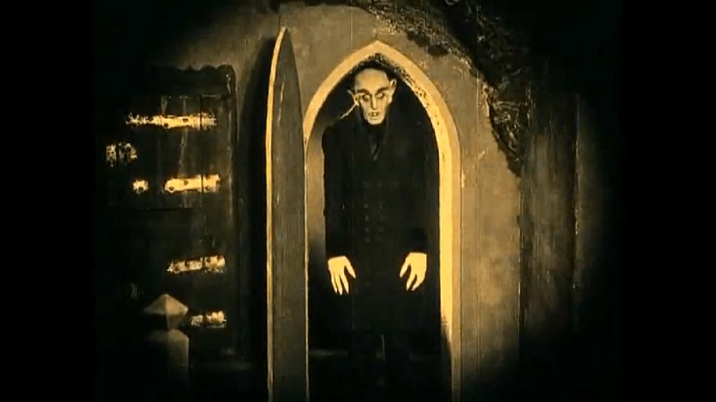 Nosferatu. Una sinfonía de horror.