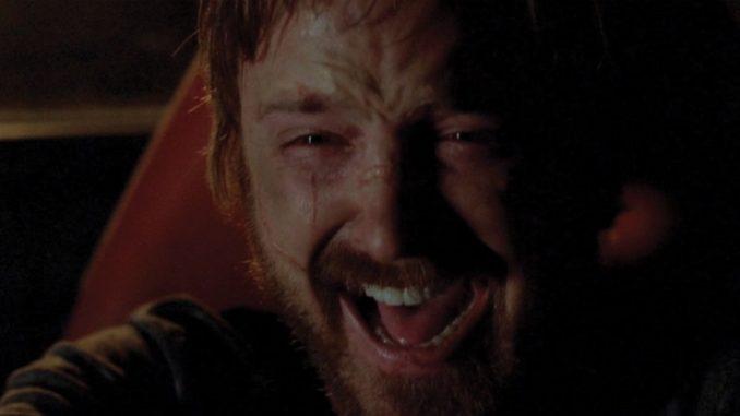 """Aaron Paul en """"Felina"""", el último capítulo de Breaking Bad."""