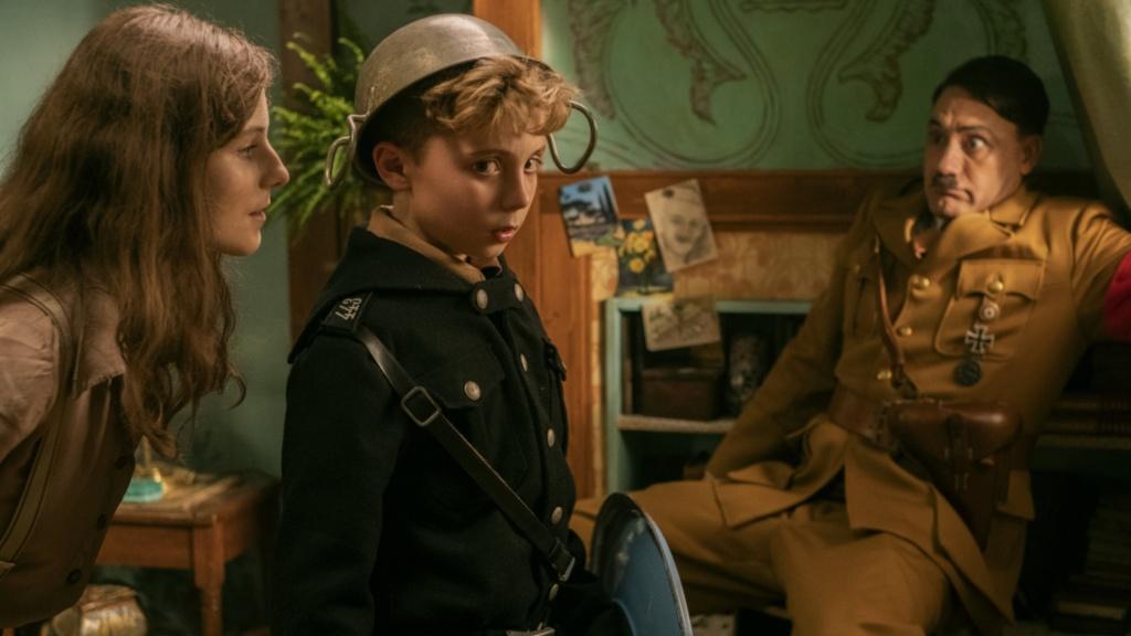 Jojo Rabbit/ Taika Waitit/ Roman Griffin Davis/ Thomasin Mckenzie / Oscar