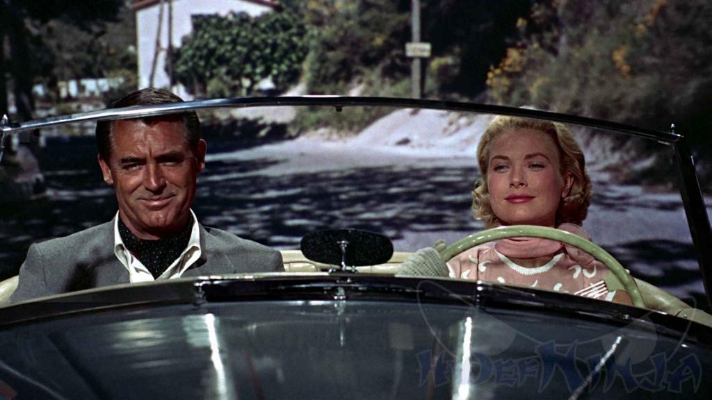 Cary Grant y Grace Kelly en 'To Catch A Thief'. El duo soñado.