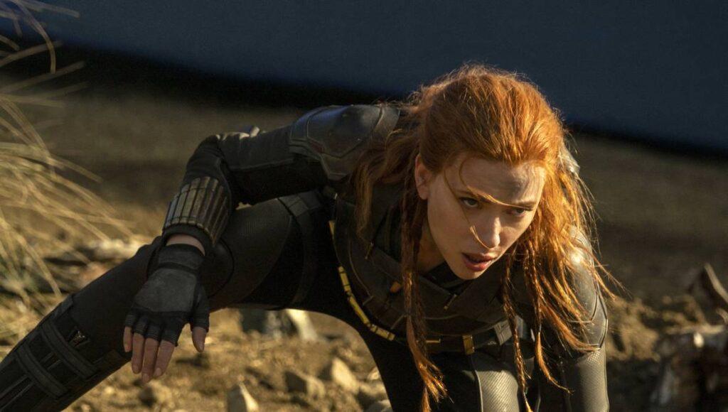 Black Widow llega a los cines